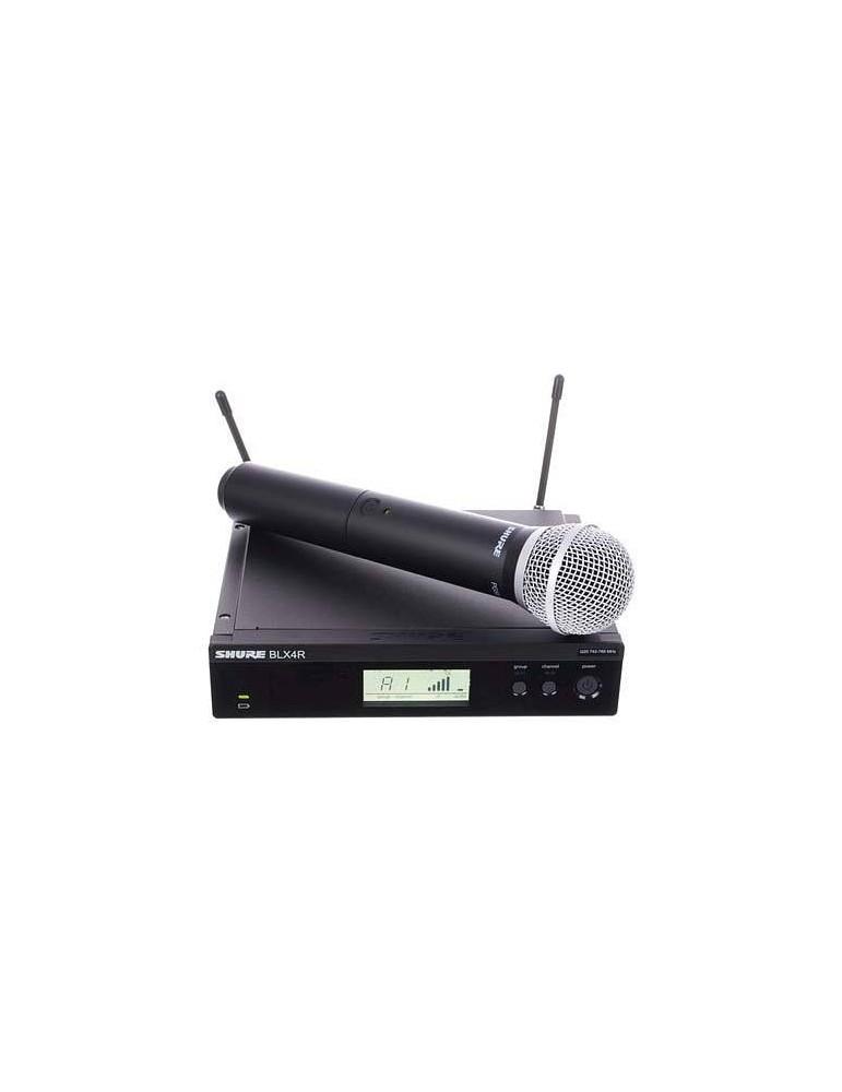 SHURE BLX24E/PG58 RADIOMICROFONO A MANO