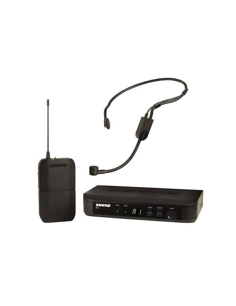 SHURE BLX14E/P31 SISTEMA RADIOMICROFONO HEADSET