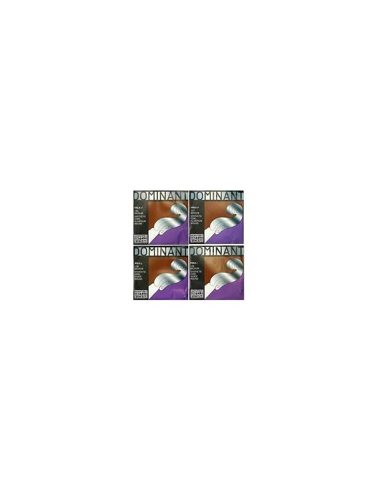 Thomastik DOMINANT CORDA VIOLA 37CM 136 MEDIUM LA GEWA 637051