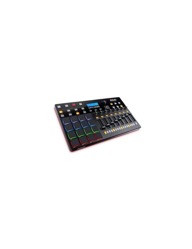 Akai MPD 232 CONTROLLER 16 PAD MIDI OVER USB
