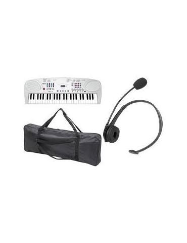 Orla MK49 (K35) tastiera 49 minitasti + borsa, alimentatore, cuffia con microfono