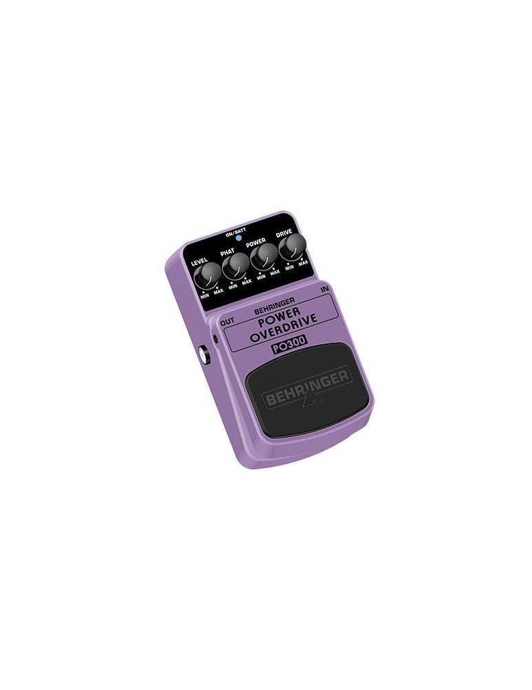Behringer PO300   power overdrive