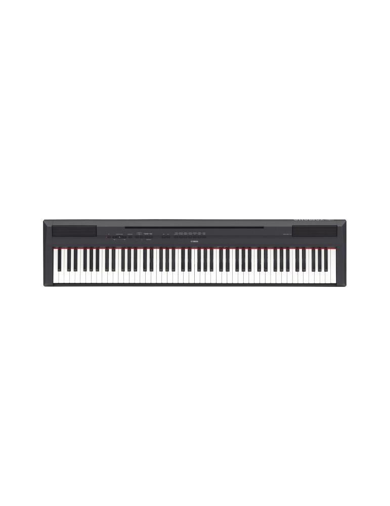 Yamaha P115 PIANOFORTE DIGITALE 88 TASTI PESATI COLORE NERO