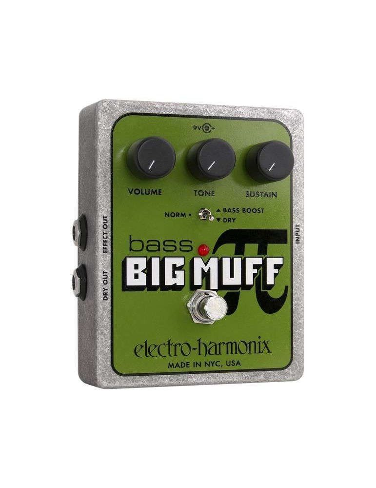 Electro Harmonix bass big muff GARANZIA ITALIANA