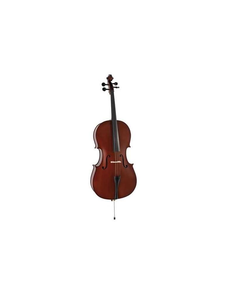 VIOLONCELLO 3/4 Soundsation P401 CON ARCO E CUSTODIA IMBOTTITA