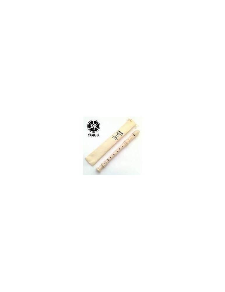 Yamaha Yrs23 flauto dolce diteggiatura tedesca
