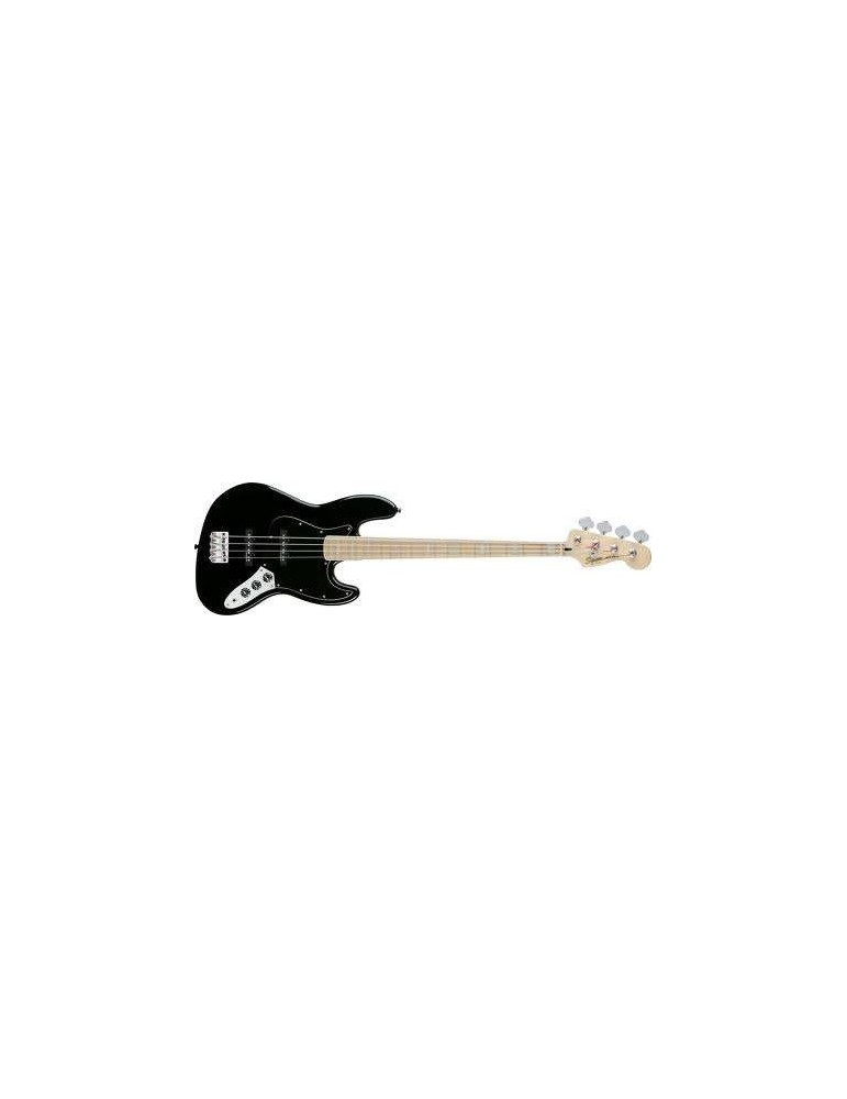 basso fender Squier Vintage jazz Bass modified '77 colore black GIGBAG INCLUSO
