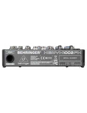 Behringer MIXER XENYX 1002FX