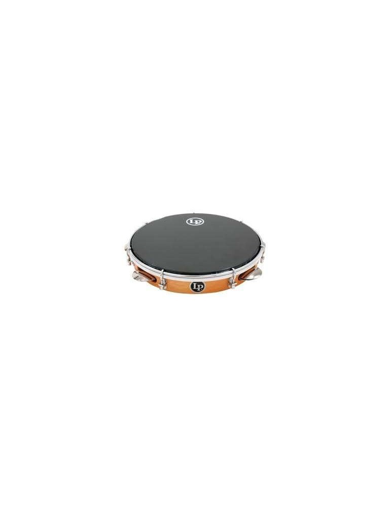 "LATIN PERCUSSION LP3010 PANDEIRO ACCORDABILE 10"" - CON CUSTODIA"