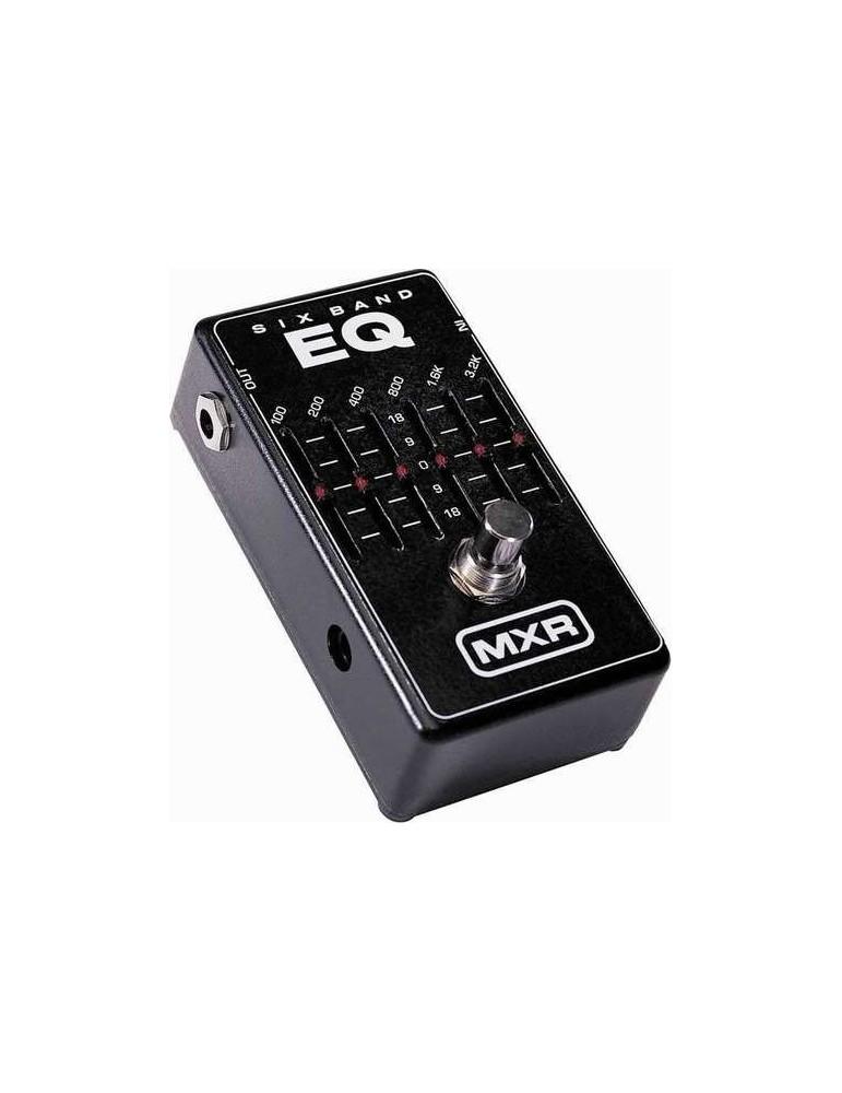 Dunlop M-109 MXR 6 BAND EQUALIZER