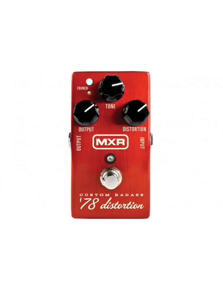 MXR Custom Badass '78 Distortion - M78