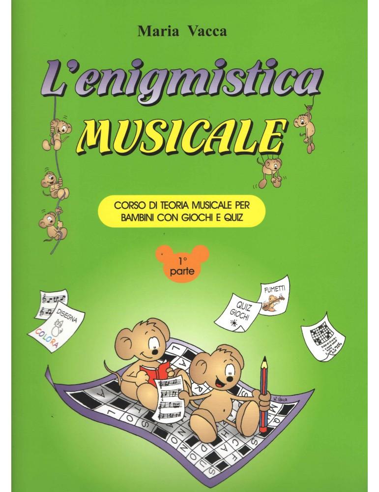 L'ENIGMISTICA MUSICALE VOL.1 di M.VACCA Ed.VOLONTE'