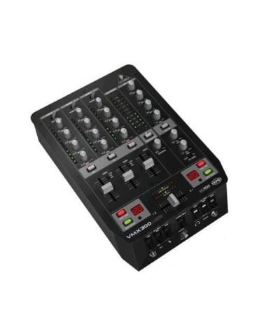 BEHRINGER VMX300USB PRO MIXER DJ 3 canali