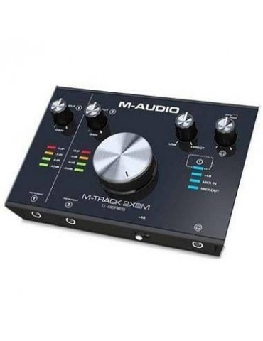 INTERFACCIA AUDIO MIDI USB M AUDIO M-TRACK 2X2