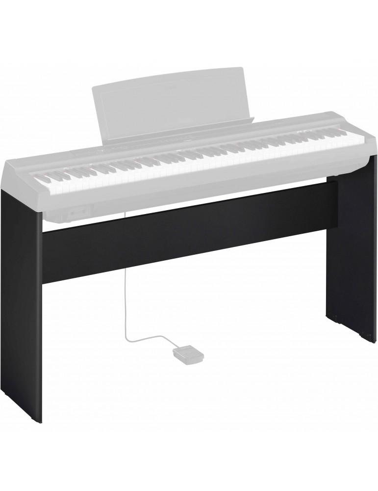 YAMAHA L125B Stand per pianoforte P125 NERO