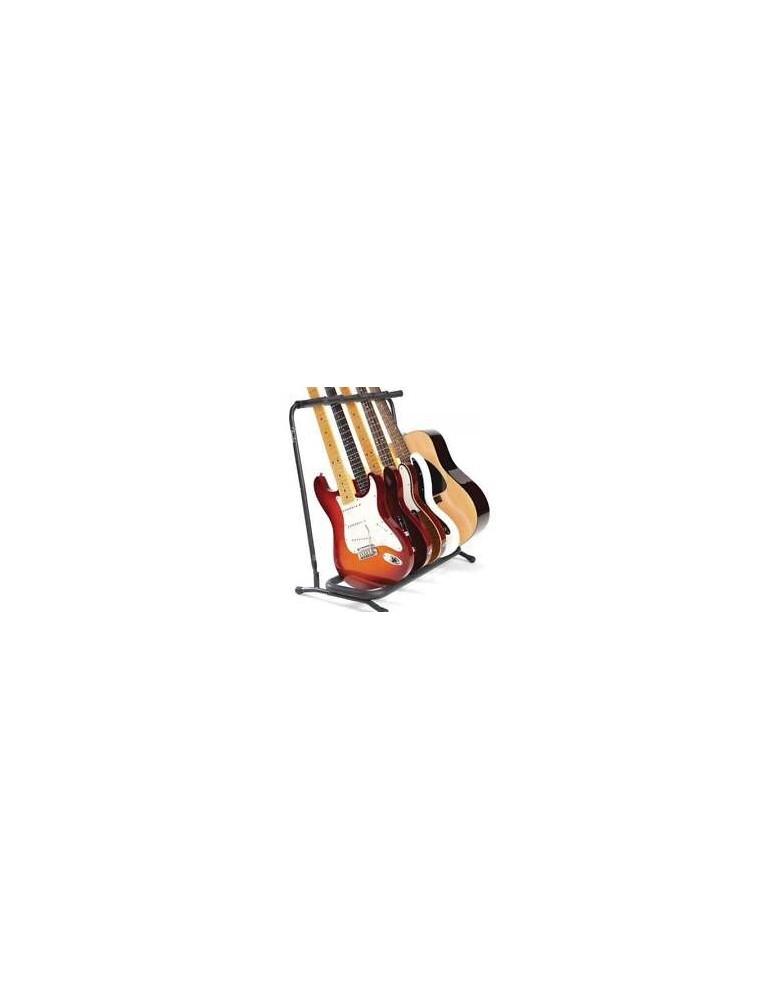 SUPPORTO Stand per chitarra e basso ROCKBAG RS20861B2 MULTIPLO X 5 STRUMENTI