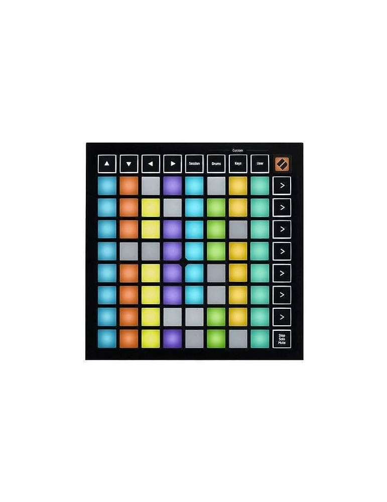 NOVATION LAUNCHPAD MINI MK3 - CONTROLLER 64 PAD MINI PER ABLETON LIVE