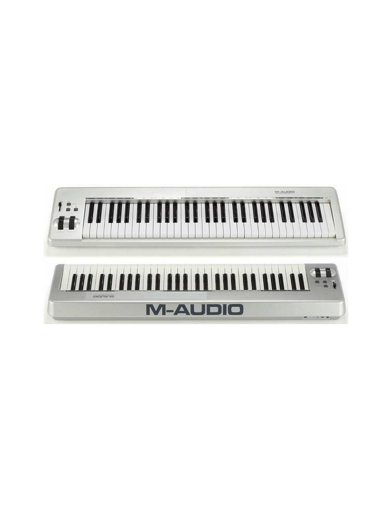 M Audio keystation 61 MK II MIDI CONTROLLER USB