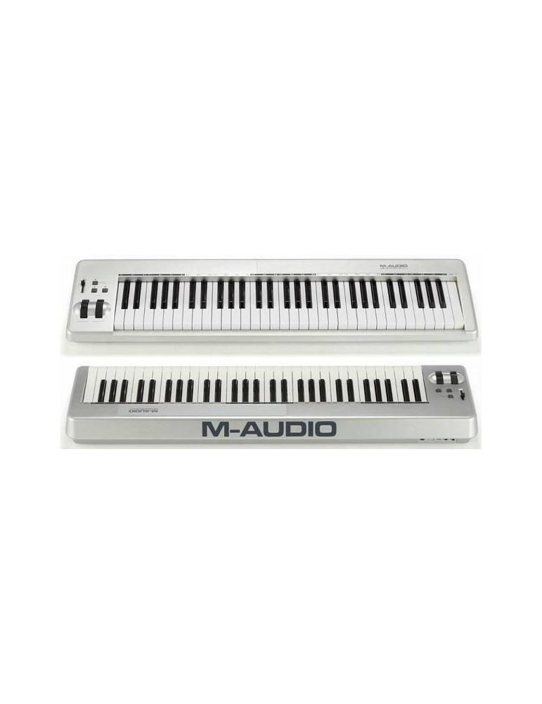M Audio keystation 61 MK II MIDI CONTROLLER USB