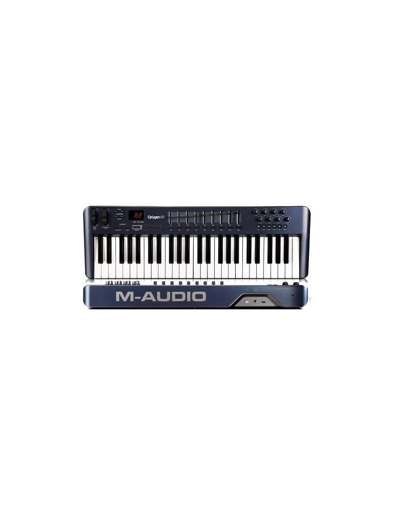 M Audio oxygen 49 MKIII CONTROLLER USB/MIDI