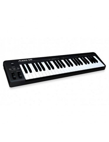 tastiera CONTROLLER MIDI ALESIS Q49 USB