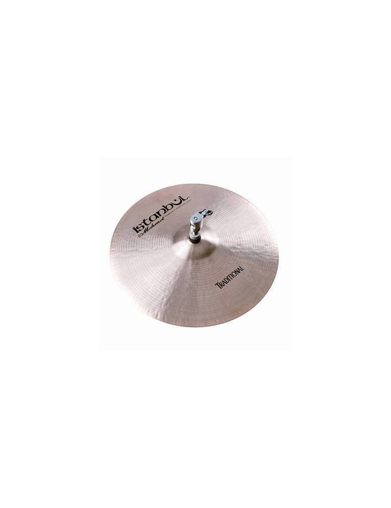 "ISTANBUL MEHMET HHH-14 HI-HAT HEAVY 14"" TRADITIONAL"