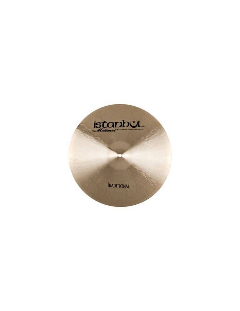 ISTANBUL PIATTO BATTERIA CM-18 MEHMET TRADITIONAL CRASH MEDIUM 18""