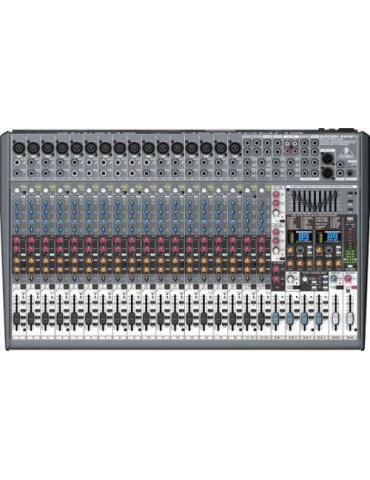 Mixer Behringer sx2442fx EURODESK