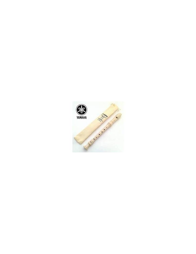 Yamaha Yrs23 flauto dolce diteggiatura tedesca PACK 30PEZZI