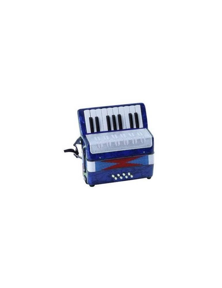 SOUNDSATION MINI FISARMONICA 8B 1/2 ST-178B BLUE