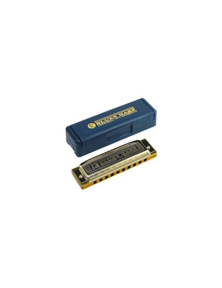 ARMONICA A BOCCA HOHNER BLUES HARP IN RE 532/20 MS