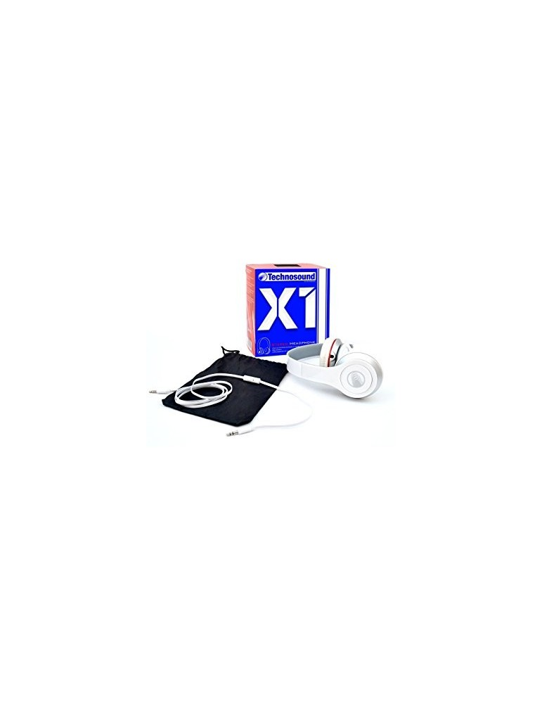 TECHNOSOUND X1 - CUFFIA PER DJ IPHONE, IPAD, IPOD