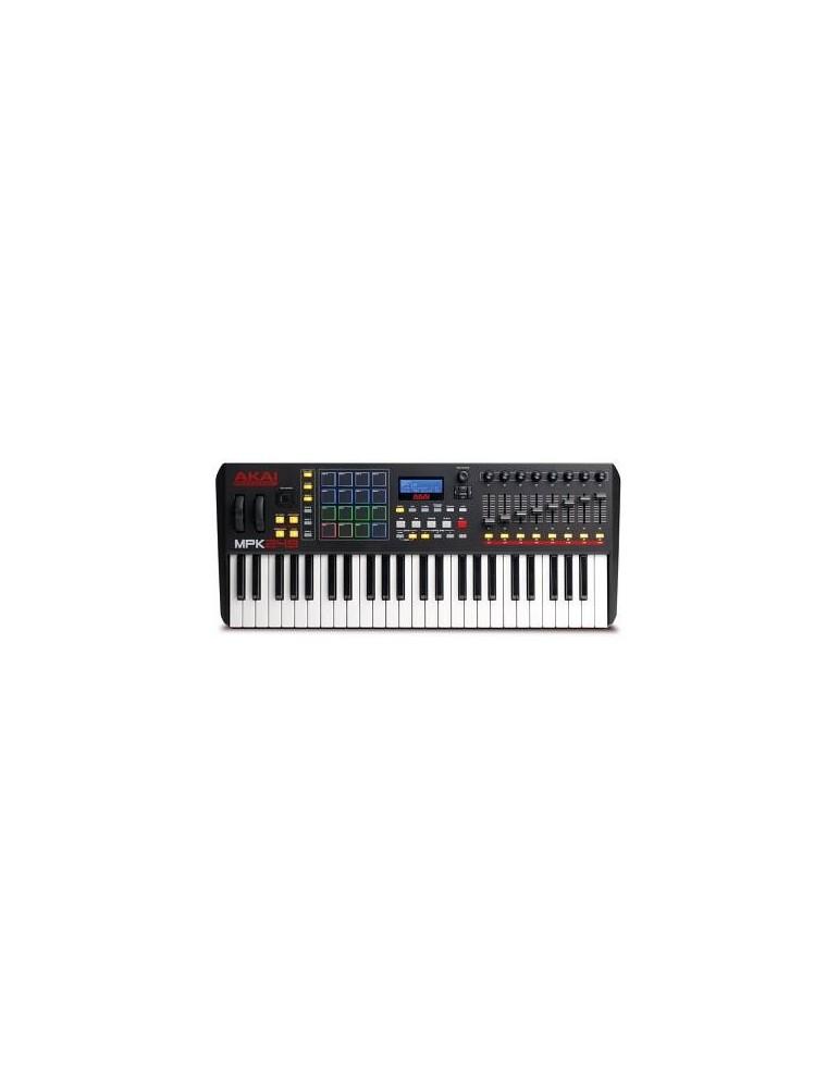 AKAI MPK249 - TASTIERA CONTROLLER MIDI/USB 49 TASTI