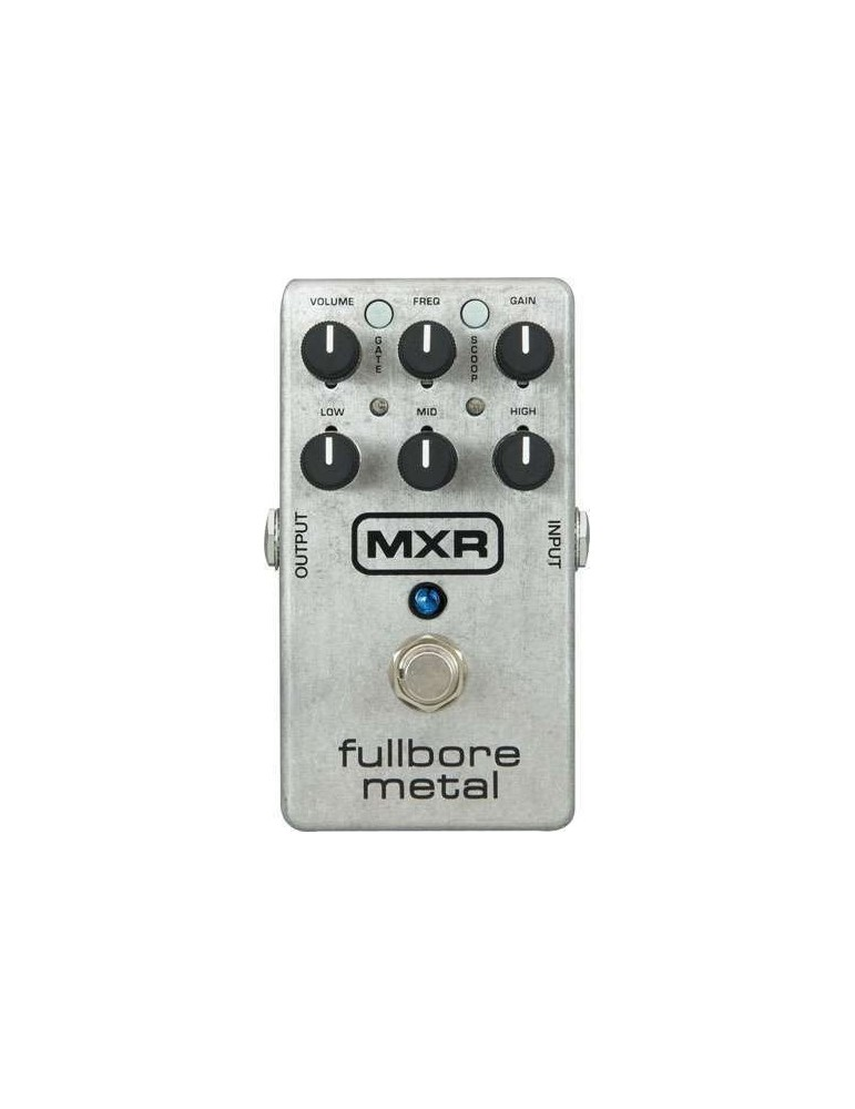 Dunlop M-116 MXR FULL BORE METAL