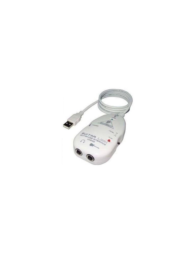 BEHRINGER UCG102 - INTERFACCIA USB PER CHITARRA