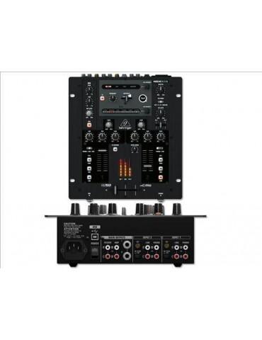 BEHRINGER NOX202 Mixer per DJ 2 canali