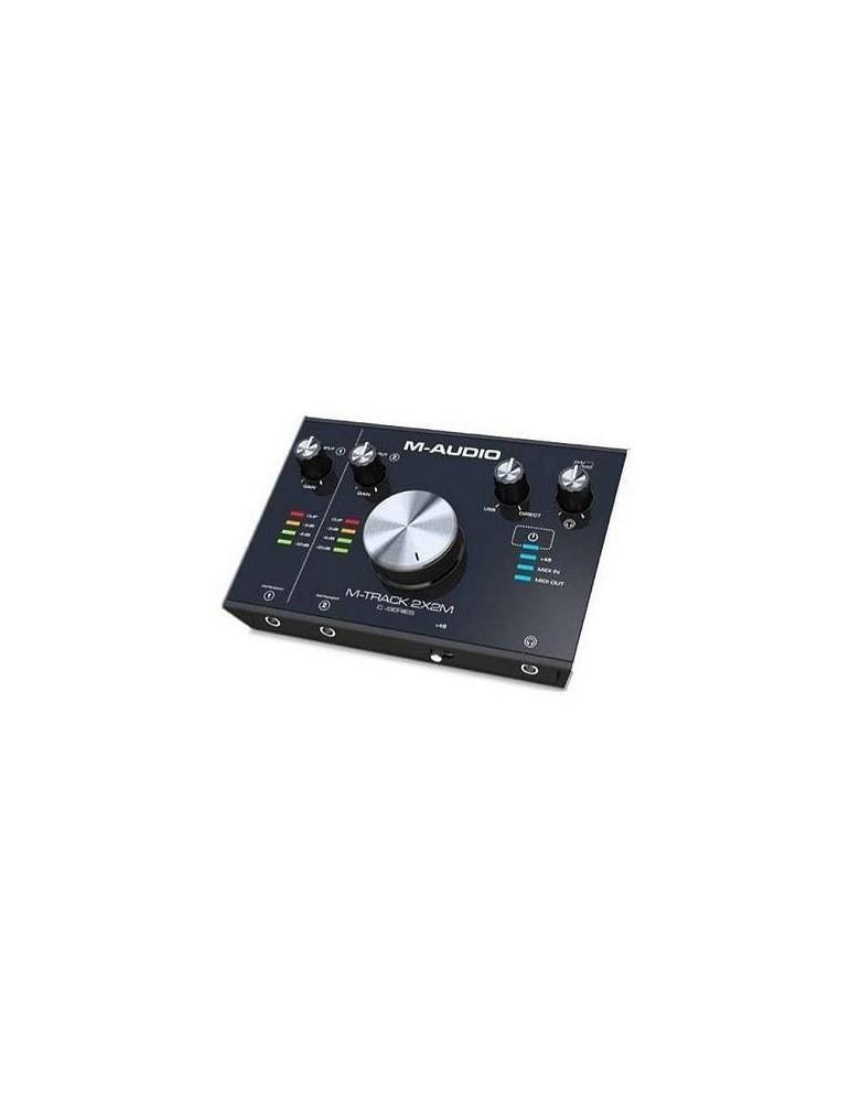 INTERFACCIA AUDIO MIDI USB M AUDIO M-TRACK 2X2