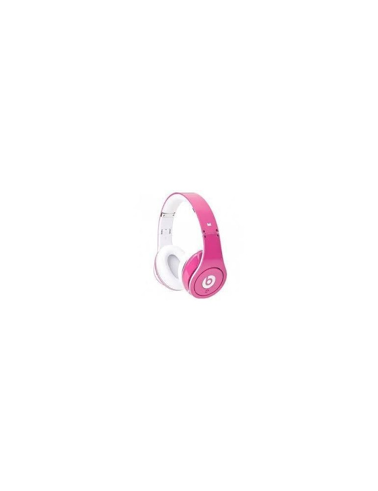 Cuffie Monster Beats SOLO HD pink