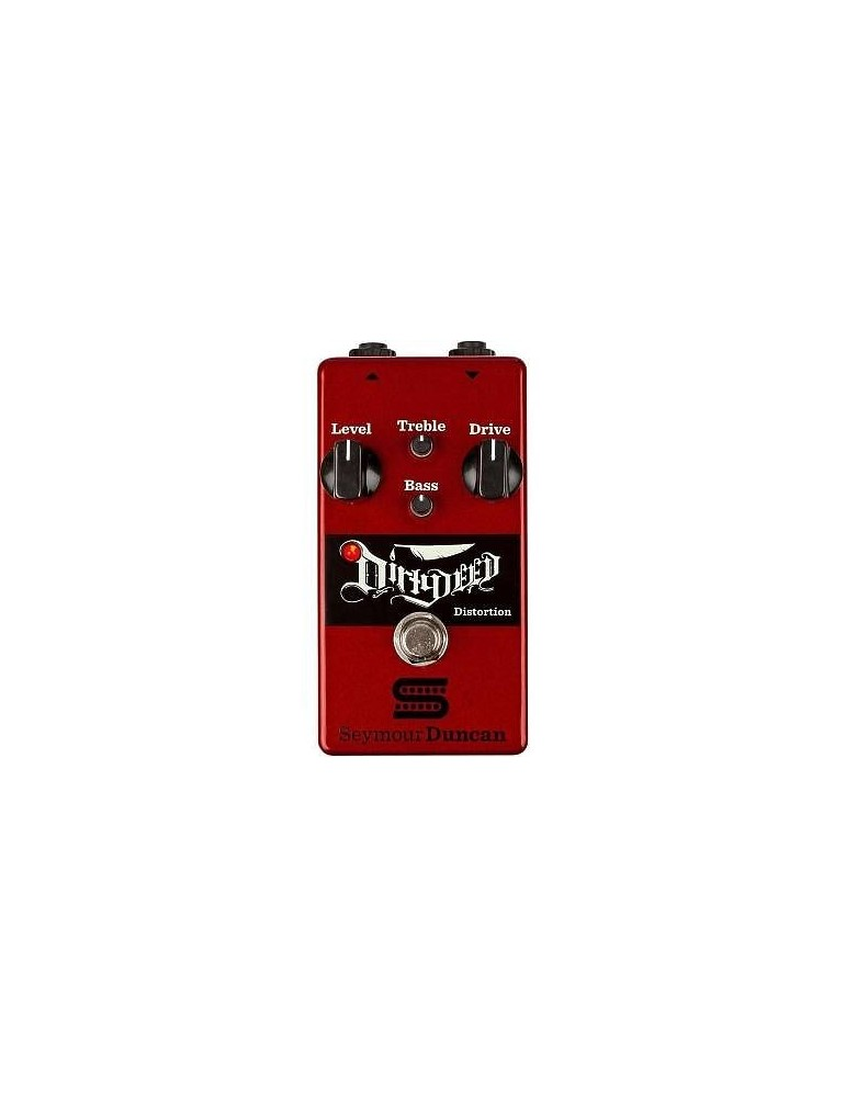 Seymour Duncan DIRTY DEED DISTORTION PEDALE EFFETTO PER CHITARRA