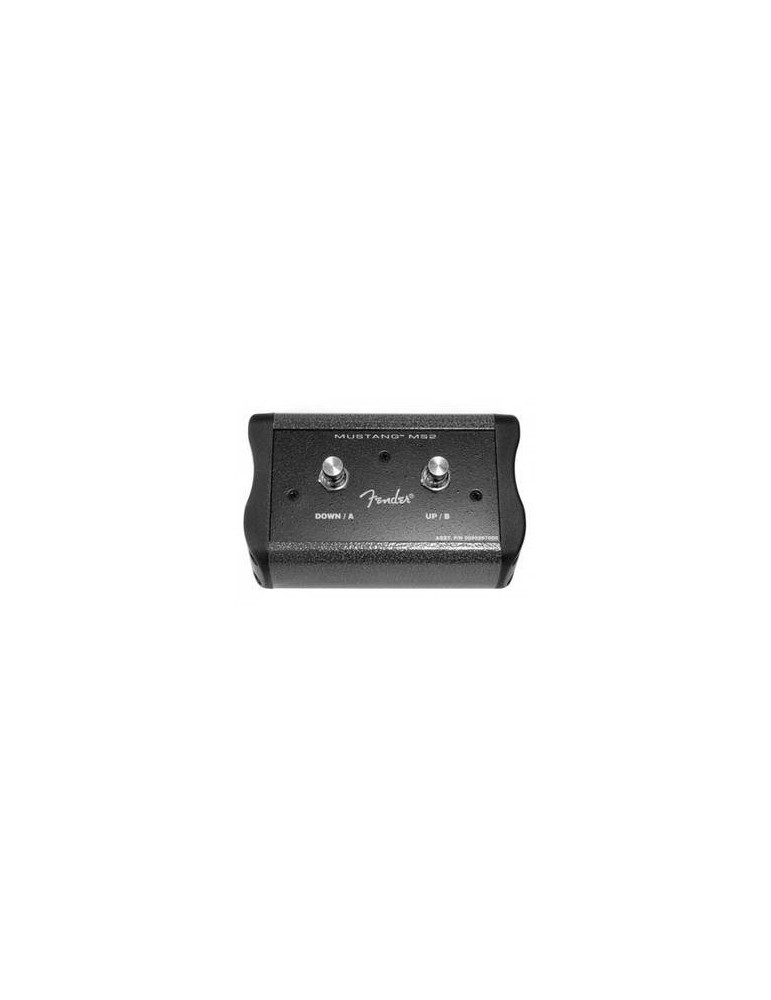 Fender FOOTSWITCH MS2 PER AMPLIFICATORE MUSTANG III/IV/V
