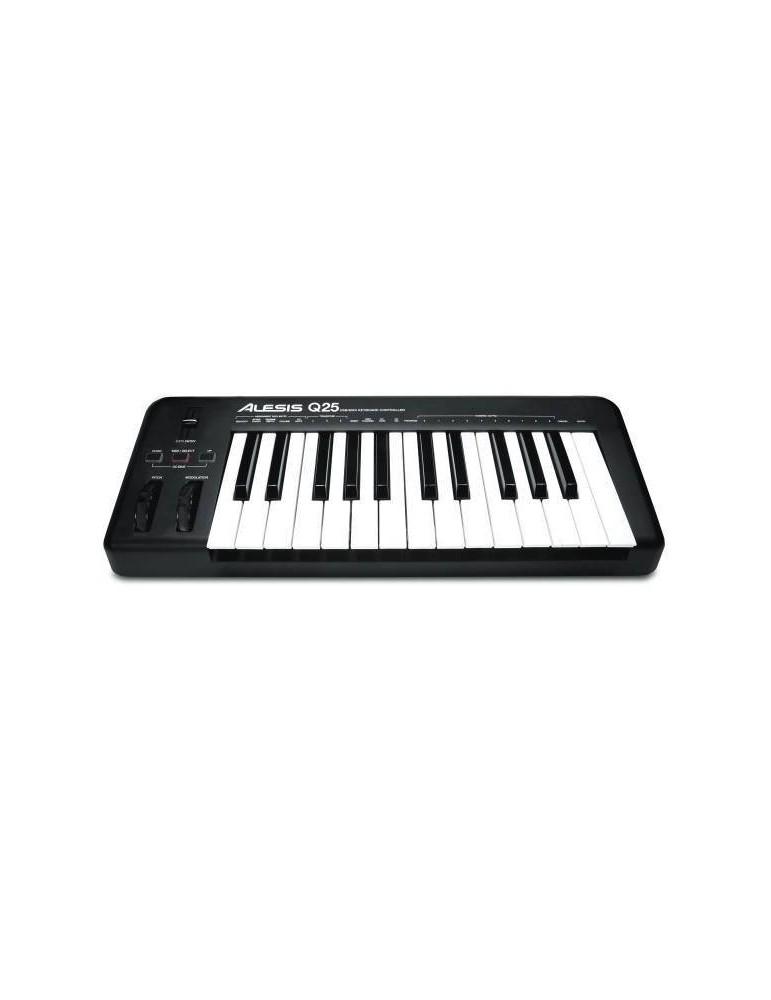 TASTIERA CONTROLLER MIDI USB Alesis Q25
