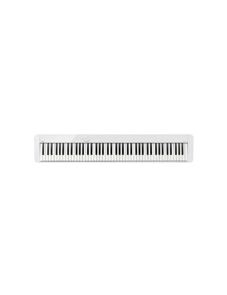 PXS1000 WE PIANOFORTE DIGITALE PRIVIA 88 TASTI PESATI CASIO BIANCO
