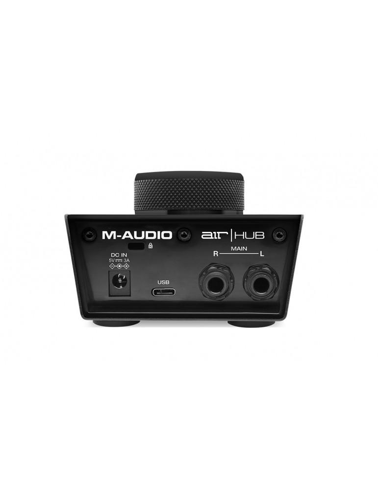 M-AUDIO AIR Hub interfaccia usb PER IL MONITORAGGIO AUDIO CON HUB A 3 PORTE