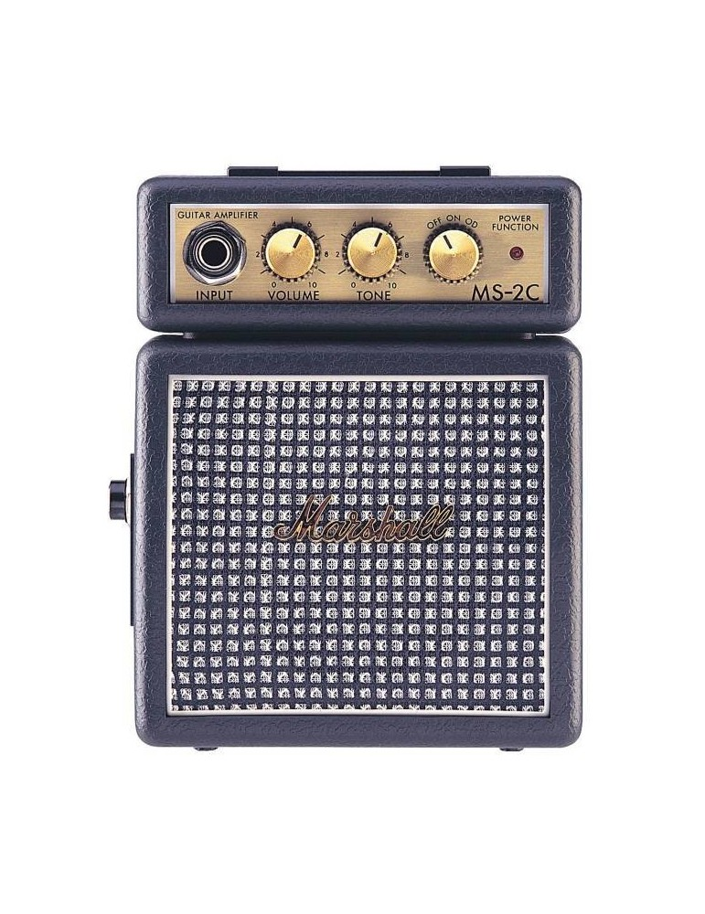 MARSHALL MS2C MINI AMPLIFICATORE A PILE 1W - VINTAGE
