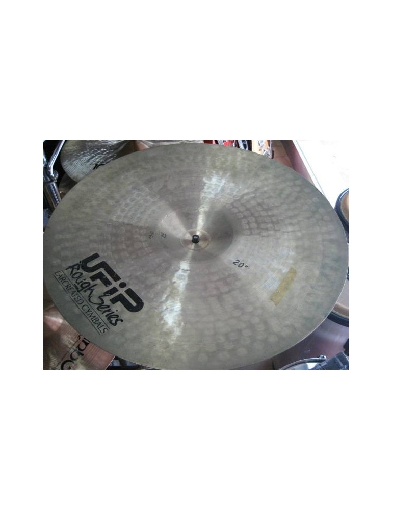 "UFIP PIATTO RIDE 20"" ROUGH SERIES"
