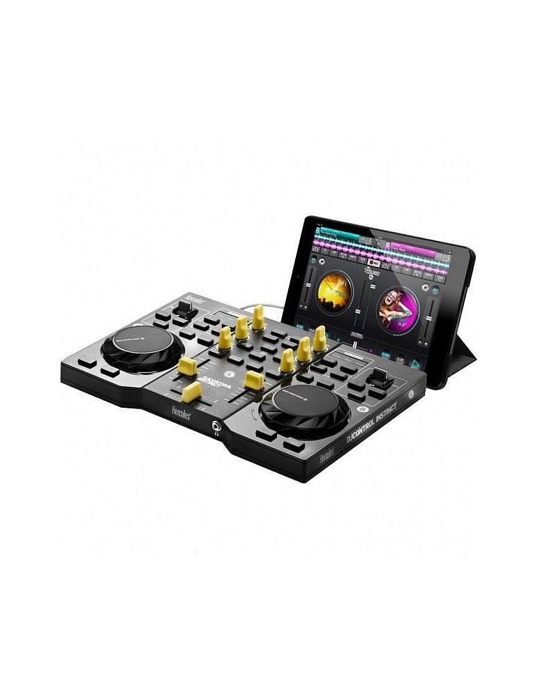 HERCULES DJ CONTROL INSTINCT IPAD