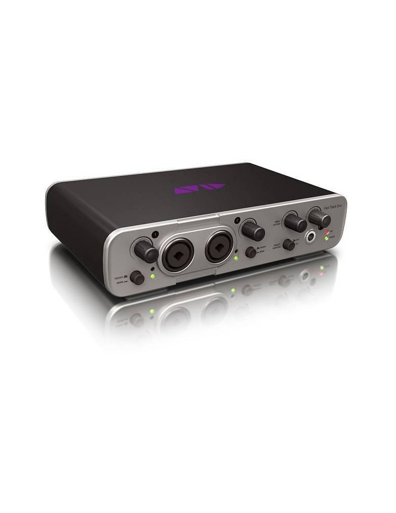 AVID Fast Track Duo + Pro Tools Express