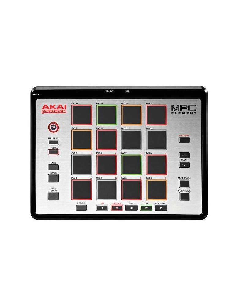 Akai mpc element MIDI CONTROLLER USB