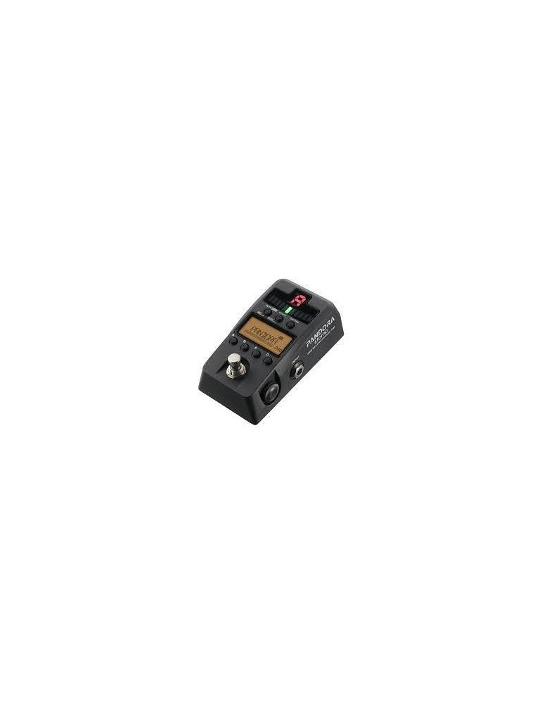 KORG PX ST BK PANDORA STOMP BLACK EFFETTI PER CHITARRA + RHYTHM + TUNER + USB
